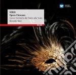 Verdi Giuseppe - Muti Riccardo - Red Line: Verdi Cori D'opera cd musicale di Riccardo Muti