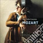 Mozart 5 concerti per violino (
