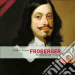 Veritas: froberger works for harpsichord cd musicale di Siegbert Rampe