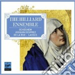Capolavori franco-fiamminghi (limited) cd musicale di Hilliard ensemble th