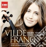 Nielsen / tchaikovsky concerti per violi cd musicale di Vilde Frang