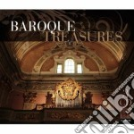 Baroque treasures cd musicale di Artisti Vari