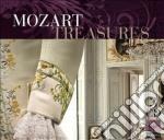 Mozart treasures cd musicale di Artisti Vari