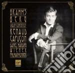Brahms - Capucon Renaud - Brahms, Berg: Concerti Per Violino E Orchestra cd musicale di Renaud Capucon
