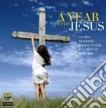 Year With Jesus (A) (2 Cd) cd musicale di Artisti Vari