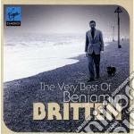 The very best of britten (limited) cd musicale di Artisti Vari
