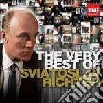 The very best of sviatoslav richter cd musicale di Sviatoslav Richter
