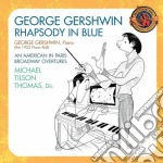 Rhapsody in blue: best of gershwin (insp cd musicale di Artisti Vari