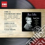 Maria Callas - Masters: Lyric & Coloratura Arias cd musicale di Maria Callas