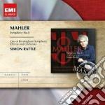 Mahler Gustav - Rattle Simon - Masters: Mahler Symphony No.8 cd musicale di Simon Rattle