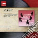 Emi masters: schubert string quintet cd musicale di Alban berg quartett