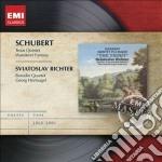 Schubert Franz - Richter Sviatoslav - Masters: Schubert Trout Quintet & Wanderer Fan cd musicale di Sviatoslav Richter