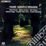 Faure' / Durufle' - Requiem cd musicale di Philip Ledger