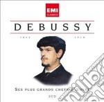 Debussy ses plus grands chefs-d`oeuvre cd musicale di Artisti Vari