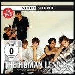 Sight & sound cd musicale di Human league the