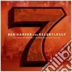 LIVE FROM THE MONTREAL INTERNATIONAL JAZZ FESTIVAL (CD+DVD) cd musicale di HARPER BEN & RELENTLESS 7
