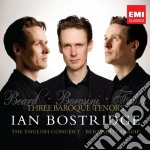 Bostridge Ian - Three Baroque Tenors cd musicale di Ian Bostridge