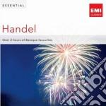 ESSENTIAL HANDEL                          cd musicale di Artisti Vari