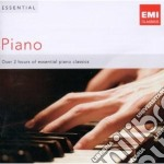 ESSENTIAL PIANO                           cd musicale di Artisti Vari