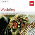 ESSENTIAL WEDDING                         cd musicale di Artisti Vari