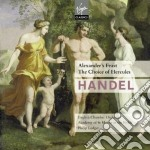 VIRGIN: HANDEL: ALEXANDER'S FEAST         cd musicale di Philip Ledger