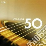 50 best guitar cd musicale di Artisti Vari