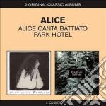 Alice canta battiato / park hotel cd musicale di Alice