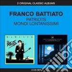Patriots / mondi lontanissimi cd musicale di Franco Battiato