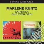 Catartica / che cosa vedi cd musicale di Marlene Kuntz