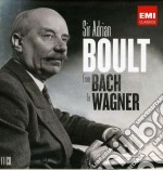 Sir adrian boult - from bach to wagner ( cd musicale di Adrian Boult