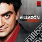 Rolando Villazon - Sings Verdi cd musicale di Rolando Villazon