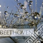 Beethoven - Kempe Rudolf - Red Line: Beethoven Symphonies Nos. 1 & 3 cd musicale di Rudolf Kempe