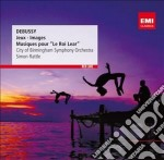 Debussy - Rattle Simon - Red Line: Debussy Orchestral Works cd musicale di Simon Rattle