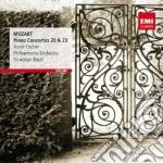 Mozart Wolfgang Amadeus - Fischer Annie - Red Line: Mozart Piano Concertos Nos. 20 & 23 cd musicale di Annie Fischer