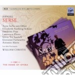 New opera series serse cd musicale di William Christie