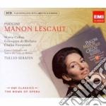 New opera series manon lescaut cd musicale di Tullio Serafin