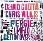 (LP VINILE) `gettin` over you with chris willis feat lp vinile di David Guetta