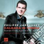 Philippe Jaroussky - Caldara : Opera Arias cd musicale di Philippe Jaroussky