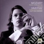 Mozart Wolfgang Amadeus - Fray David - Concerti Per Pianoforte N. 22 & 25 cd musicale di David Fray