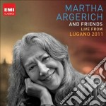 Live from the lugano festival 2011 cd musicale di Martha Argerich