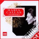 Maria Callas - L'Incomparable (6 Cd) cd musicale di Maria Callas
