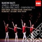 Ballet edition: balanchine ballets cd musicale di Artisti Vari