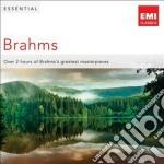 Brahms - Vari Esecutori - Essential Brahms (2 Cd) cd musicale di Artisti Vari