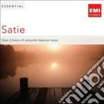 Satie Erik - Vari Esecutori - Essential Satie (2cd) cd musicale di Artisti Vari