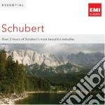 Schubert - Essential (2 Cd) cd musicale di Artisti Vari