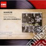 Mahler Gustav - Barbirolli John - Masters: Mahler Sinfonia No.9 cd musicale di John Barbirolli