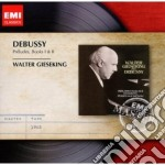 Debussy - Gieseking Walter - Masters: Debussy Preludes I & Ii cd musicale di Walter Gieseking
