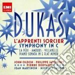 Dukas - Vari Esecutori - 20th Century Classics: Dukas (2cd) cd musicale di Artisti Vari