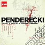20th century classics: penderecki cd musicale di Artisti Vari
