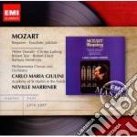 Mozart Wolfgang Amadeus - Giulini Carlo Maria - Masters: Mozart Requiem cd musicale di Giulini carlo maria